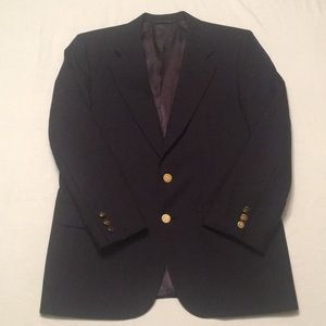 Burberry's Vintage Men's Blazer